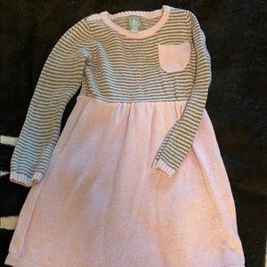 Baby Gap girls size 4 sweater dress